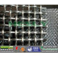 304 crimped wire mesh, double locked crimped wire mesh, 316 crimped wire mesh panel Manufactures