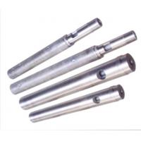 Single Plastic Arburg Injection Moulding Machine Screw Barrel Corrosion Resistance Manufactures