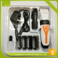 MGX1002 Professional Hair Cutting Machinery Low Voice Grooming Clipper Set  Hair Trimmer Manufactures
