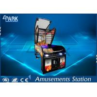 Luxury Appearance Arcade Basketball Game Machine Fiberglass Material 60W Manufactures