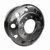 Forged Aluminum Truck Wheel with Good Quality and Competitive Price, More and More Popular Now Manufactures