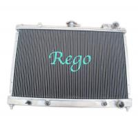 Water Cooling Aluminum Radiator for Nissan Pintara/Skyline R31 86-93 AUTOMATIC Manufactures
