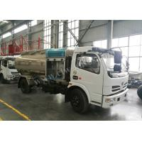 Buy cheap Aluminium Alloy Tank Fuel Delivery Tank Truck Customized Logo Design from wholesalers
