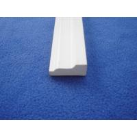 Fadeproof Wood + PVC Extrusion Profiles Smooth Surface High Impact Resistant Manufactures