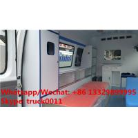 Quality High quality FORD TRANSIT  longer gasoline emergency ambulance for sale, HOT SALE! Cheapest price FORD ICU ambulance car for sale
