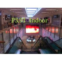High Brightness P3.91 Indoor Video Wall Led Display Rgb High Refresh Rate Manufactures