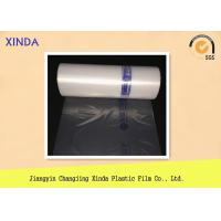 LDPE 100% PE raw new material food grade bag rolls plastic edge eco-friendly Manufactures