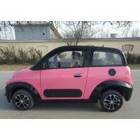 China Pink / Blue Electric Golf Carts 220v 4.2kw 2 Seat Electric Car With Front Disc / Rear Drum on sale