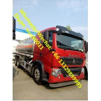 Quality HOT SALE!high quality and bottom price SINO TRUK HOWO 20,000Liters bulk oil tank for sale
