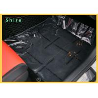 Buy cheap 3 Mil / 4 Mil Thickness Auto Carpet Protection Film Car Floor Protection from wholesalers