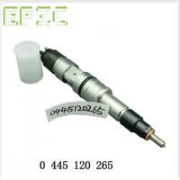 Engine Spare Parts Diesel Truck Injectors For WEICHAI WP10 WD10 0 445 120 265 Manufactures
