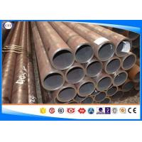 Hot Rolled Alloy Chrome Steel Tube With Black Scale SCM440 For Machine Purpose Manufactures