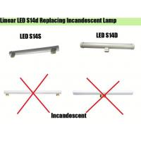 Dimmable S14S LED lamp 4.5W 500mm 300mm ledinestra s14 Manufactures