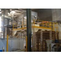 Auto VFFS Packaging Machine For Cement / Putty / Lime / Dry Mortar / Calcium Carbonate Manufactures
