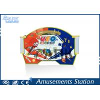 Attractive Coin Operated Arcade Machines , Mini Ice Hockey Table Redemption Game Manufactures