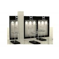 Hanging Bar Wall Mounted Display Cabinets Middle SizeSteel Material For Sunglass Shop Manufactures
