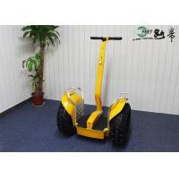 Quality Powerful Motor Off Road Electric Mobility Scooter Self Balancing 21'' Tires for sale
