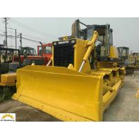 Newly Repainted D85-21 Used Komatsu Bulldozer 23610 Kg Operating Weight Manufactures