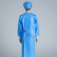 2020 New Automatic Non Woven Disposable Hospital Surgical Gowns Making Machine Manufactures