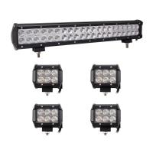 Cars Auto Parts LED Mini Flood Work Light Bar IP68 LED Offroad Light Bar Fog Lights Manufactures