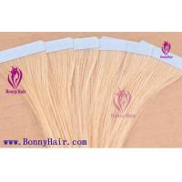 100% Remy Hair Taped Hair Extension Manufactures