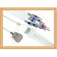 Mortara Ecg Monitor Cable One Piece Ecg Cable 10 Lead wires Needle AHA Manufactures