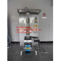 Sachet water filling packing machine/packing machine for plastic bags Manufactures