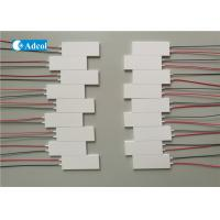 Industrial Peltier Thermoelectric Modules 25mm Length 25mm Width Manufactures