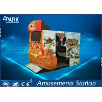 Recreation Simulator Shooting Arcade Machines With Cabinet Fashion Design Manufactures