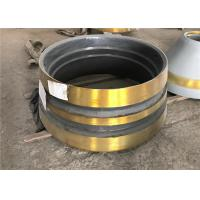 Mining Industry Cone Crusher Spare Parts Cone Crusher Liners Oem Odm Service Manufactures
