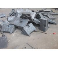 Chrome-Moly Steel liner plates for Mine mill Cement mill or other specia working condition Manufactures
