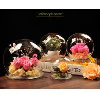 BA (9) home docor clear acrylic spheres cover Manufactures