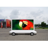 3 Sides Outdoor Mobile Led Display Manufactures