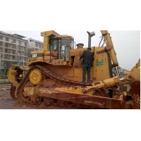 90% UC Second Hand Bulldozers , Caterpillar D10R Used Construction Equipment Manufactures
