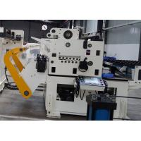 Quality Passed CE Certificate Automatic Decoiler Straightener Feeder Can Storage 20 Groups Data for sale