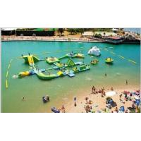 Popular floating water park commercial inflatable  floating water park inflatable water game  inflatable water parks Manufactures