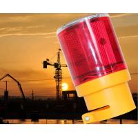 solar warning light ASE-003 for high building,tower,airpot,construction Manufactures
