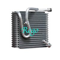 Hyundai I10 Automotive A C Evaporator Serpentine / Tube Fin / Parallel Flow Manufactures