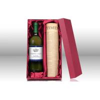 6 * 12 * 4 Inch Paper Red Wine Gift Packaging Box With Full Color Printing Manufactures