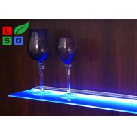 Home Decoration LED Flat Panel Light RGB Light Color With Customized Power Cable Manufactures
