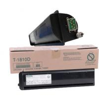 181 1810 Black Toshiba E-studio Toner , Printer Toner Cartridge compatible Manufactures