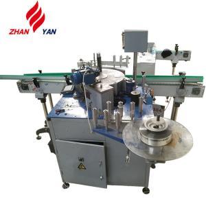 1000kg Automatic Pet Bottle Labeling Machine For 45-100mm Bottles Diameter Manufactures