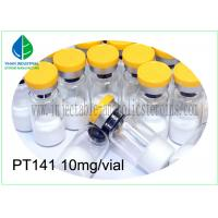 Buy cheap Human Growth Hormone Peptides PT141 Bremelanotide for Improve Sexual Dysfunction from wholesalers