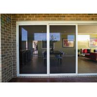 Size Customized Aluminium Sliding Doors And Windows Waterproof / Soundproof Manufactures
