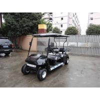 6 Seats Electric Vintage Cars 48v Electric Golf Carts PP Body CE Approved Manufactures