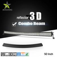 50 Inch 288W Jeep Off Road Lights PC Lens Material 24 Months Warranty Manufactures