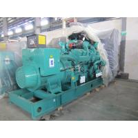 Heavy Duty Diesel Generator With Power Capacity Of 800KVA ISO9001 2008 Manufactures