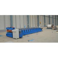 Roofing Sheet Making Machine Color Coated Corrugated Roof Roll Forming Machine Manufactures