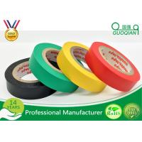 High Heat PVC Electrical Tape For Insulate Joints Environmental Protection Manufactures