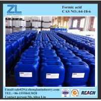 Cas No. 64-18-6 Industrial Production Formic Acid HCOOH Manufactures